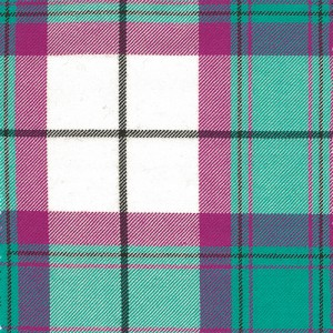 Dress Mint Kerr Tartan hose