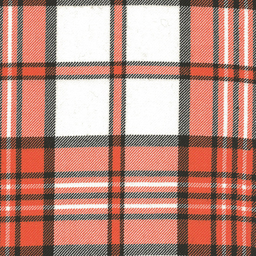 Scott Dress - Tangerine (Variation) Tartan (Canadian T) - Hose