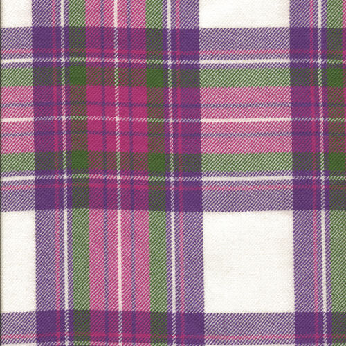 Stewart Dress - Heather Tartan - Child Hose - Bonnie Tartan