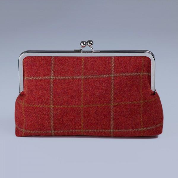 Bonnie Russet Clutch Bag