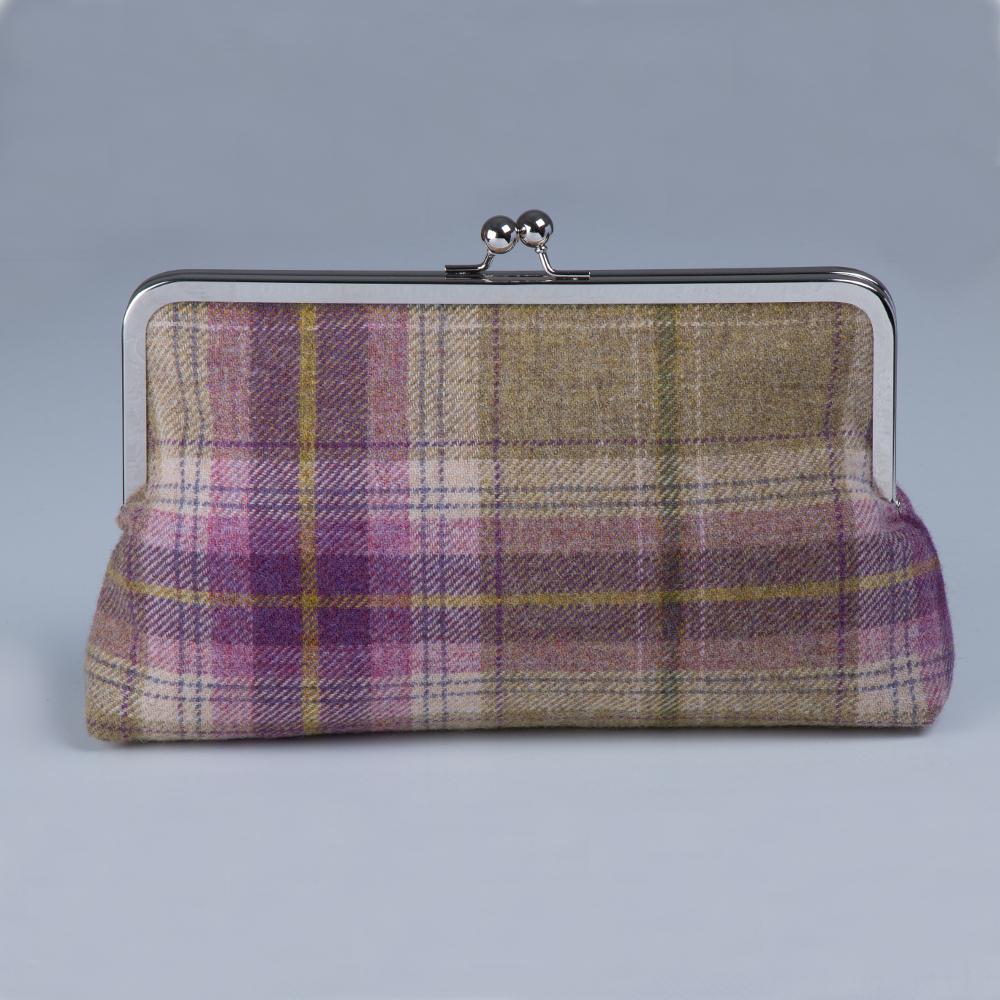 Bonnie Heather Clutch Bag