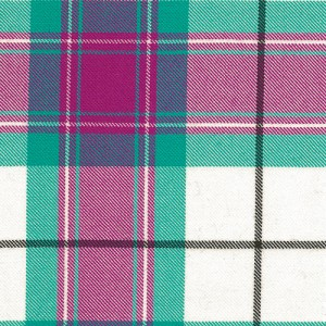 Dress Fuchsia Kerr Tartan Hose