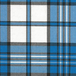 Dress Blue Scott (Variation) Tartan