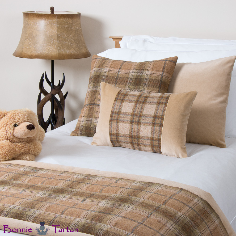 Harvest Tweed Bedding Set