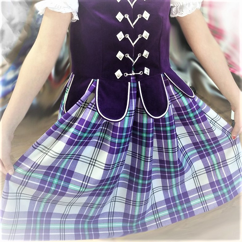 Aboyne skirt & Plaid/Shawl