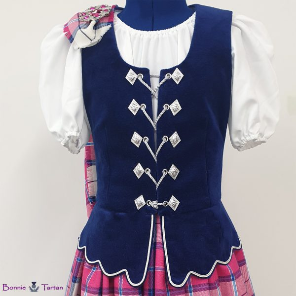 Highland_Blush_Aboyne vest