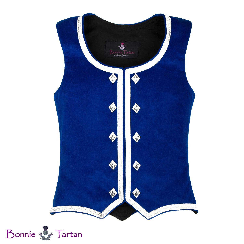 Bonnie Royal Highland Waistcoat