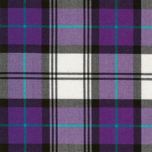 Dress Purple McLaughlan Tartan