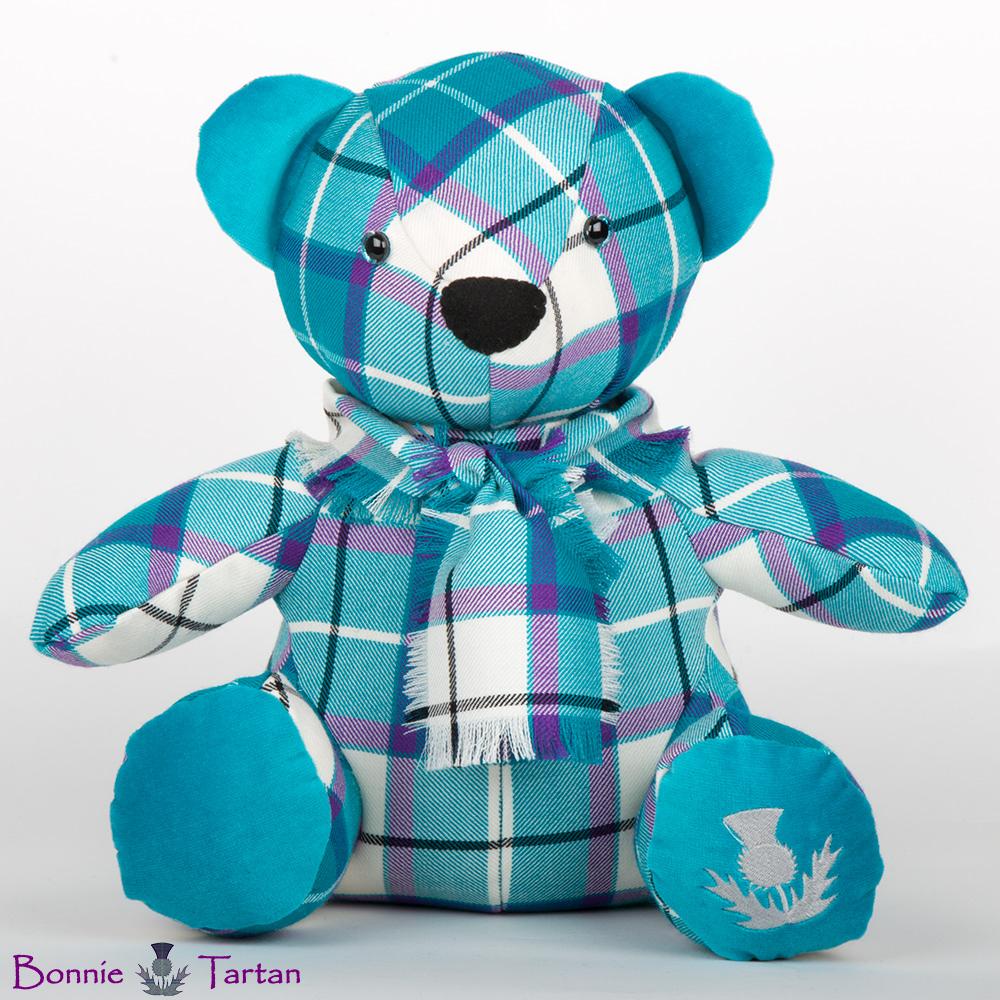 Bonnie Aqua Bear