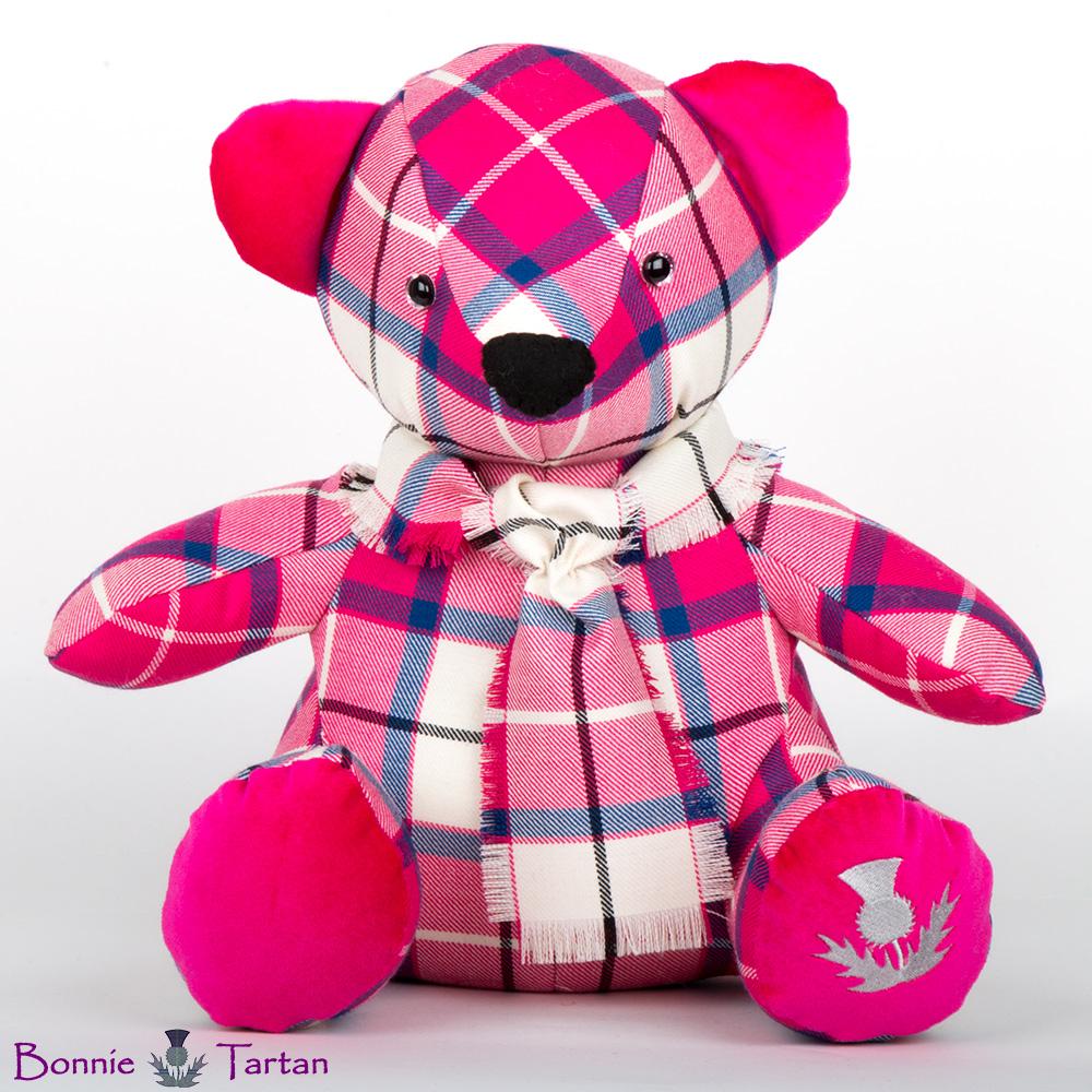 Bonnie Blush Bear