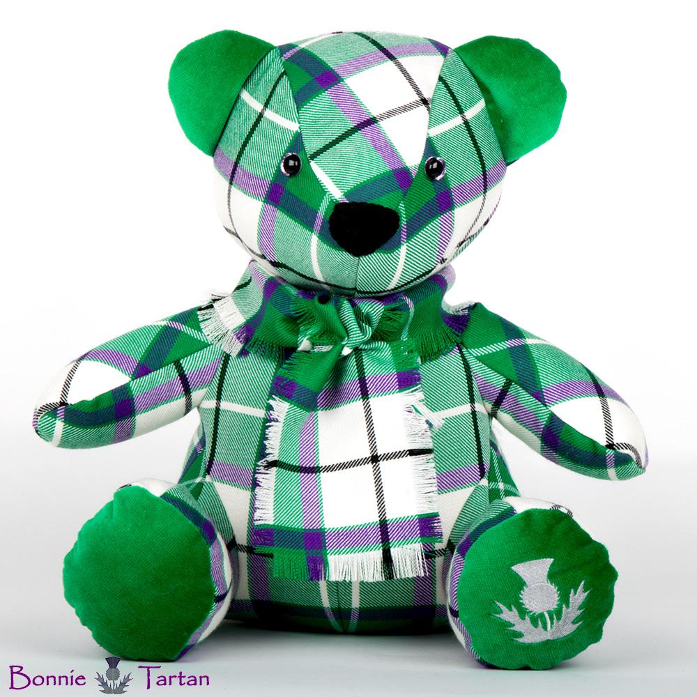 Bonnie Emerald Bear