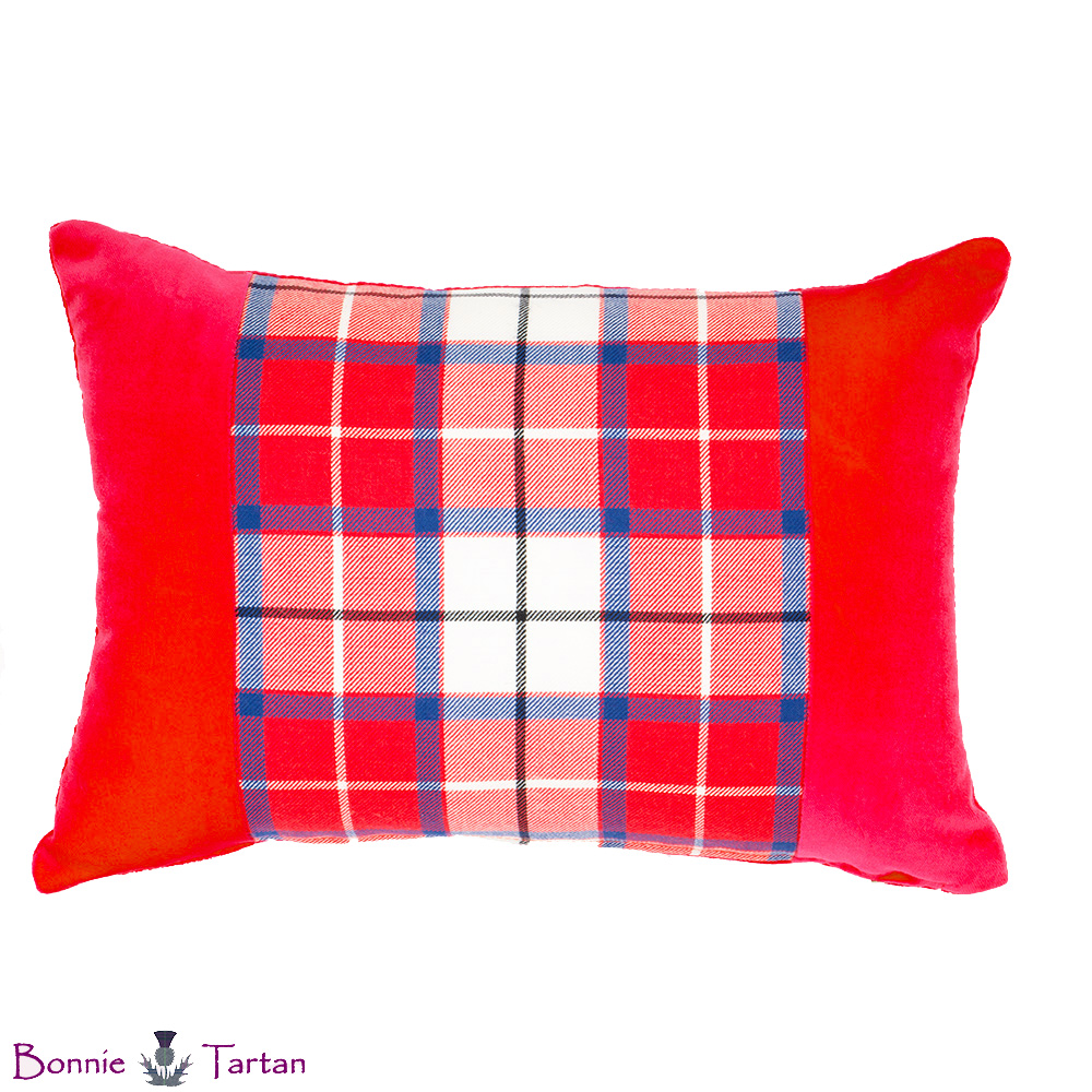 Bonnie Flame Accent Cushion