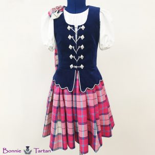 Highland Blush Aboyne Outfit
