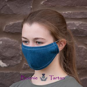Denim Face Mask - Ladies