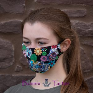 Skulls Child Face Mask