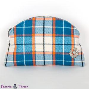 Bonnie Cadet Tartan Wool Washbag