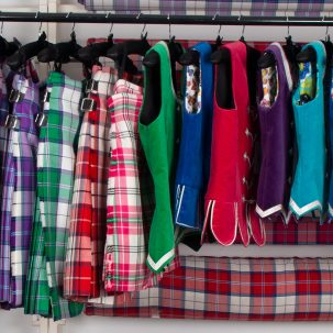 Boutique Preloved Highland Dancing Outfits